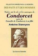 Condorcet ; Conseils De Condorcet A Sa Fille - Couverture - Format classique
