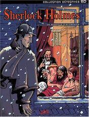 Sherlock Holmes t.2 ; la béquille d'aluminium - Intérieur - Format classique