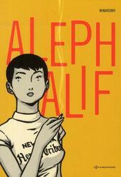 Aleph-alif - Intérieur - Format classique