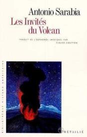 Invites Du Volcan (Les) - Couverture - Format classique