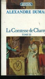 La comtesse de Charny, t.3 - Couverture - Format classique