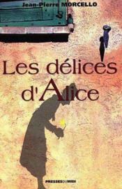 Les délices d'Alice - Couverture - Format classique