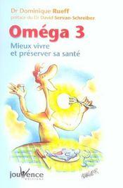 Omega 3 n.10 - Intérieur - Format classique