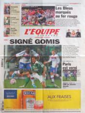 Equipe (L') N°21068 du 18/03/2012 - Couverture - Format classique