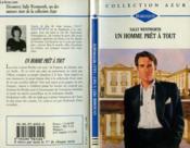Un Homme Pret A Tout - Chris - Couverture - Format classique