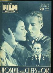 Film Complet N° 612 - L'Homme Aux Clefs D'Or - Couverture - Format classique