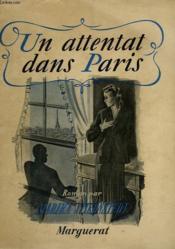 Un Attentat Dans Paris - Couverture - Format classique