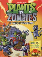 Vente  Plants vs zombies T.2 ; le temps de l'apocalypse !  - Paul Tobin - Ron Chan