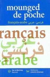 Mounged de poche francais/arabe - Couverture - Format classique