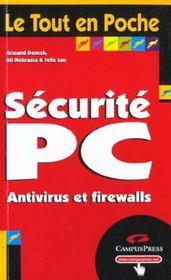 Tout En Poche Securite Pc Pour Internet - Intérieur - Format classique