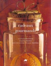 Cadeaux gourmands - Intérieur - Format classique