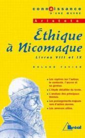 Co ethique a nicomaque - prepa - Couverture - Format classique