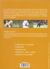 Caniche (Le) - 4ème de couverture - Format classique