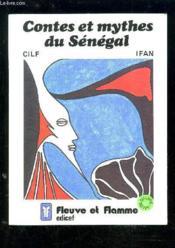 Contes et mythes du senegal - Couverture - Format classique