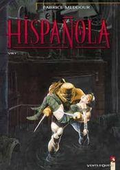 Hispañola t.3 ; Vicky - Intérieur - Format classique