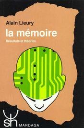 La memoire - Intérieur - Format classique