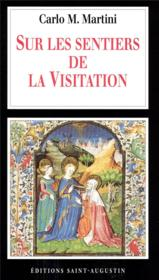 Sur les chemins de la visitation - Couverture - Format classique