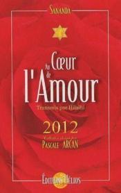 Au C?Ur De L'Amour - 2012 - Couverture - Format classique