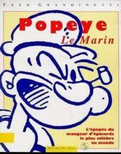 Popeye le marin - Couverture - Format classique