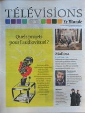 Television Le Monde du 19/03/2012 - Couverture - Format classique