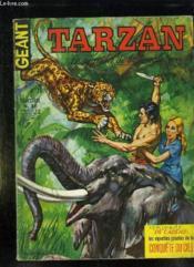 Tarzan N° 10 Le Seigneur De La Jungle. Mongo L Usurpateur. - Couverture - Format classique