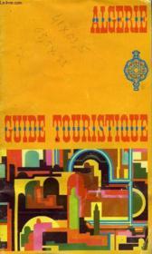 Guide Touristique - Algerie - Couverture - Format classique