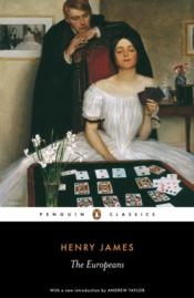 Vente livre :  The europeans  - Henry James
