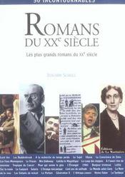 Romans Du Xxe Siecle - Intérieur - Format classique