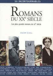 Romans Du Xxe Siecle - Couverture - Format classique
