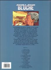 Jérôme K. Jérôme Bloche t.18 ; un petit coin de paradis - 4ème de couverture - Format classique