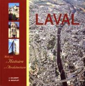 Laval 1000 ans d'histoire ... - Couverture - Format classique