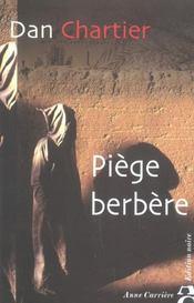 Piège berbère - Intérieur - Format classique