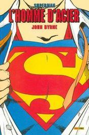 Superman, l'homme d'acier t.1 - Intérieur - Format classique