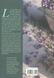 Le Bon Usage Des Plantes - 4ème de couverture - Format classique