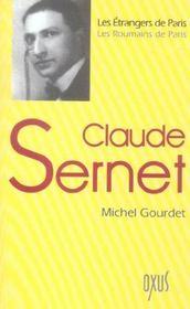 Claude Sernet - Intérieur - Format classique