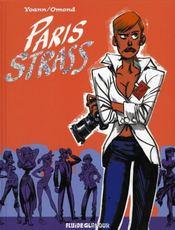 Paris strass - Intérieur - Format classique
