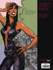 Paris strass - 4ème de couverture - Format classique