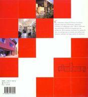 Maisons D'Architectes T2 - 4ème de couverture - Format classique