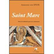 Saint Marc ; points de méditation pour une communauté - Couverture - Format classique