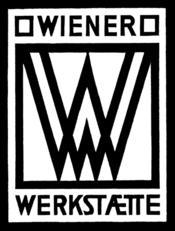 Ms-Wiener Werkstatte - Couverture - Format classique