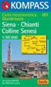 Siena chianti colline senesi - Couverture - Format classique