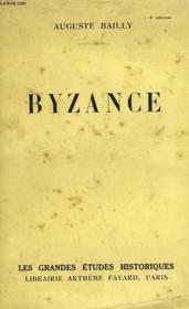 Byzance. - Couverture - Format classique