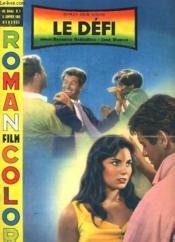 ROMAN FILM COLOR - 3eme ANNEE - N°1 - Couverture - Format classique