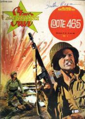 Star Cine Vaillance - Cote 465 - 2eme Annee - N°23 - Couverture - Format classique