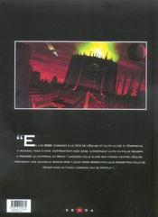 6666 t.2 ; civis pacem parabellum - 4ème de couverture - Format classique