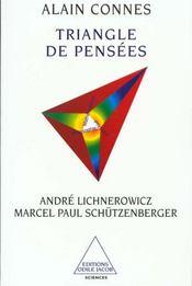Triangle de pensée - Intérieur - Format classique