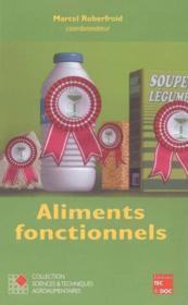 Aliments Fonctionnels ; Collection Staa - Couverture - Format classique