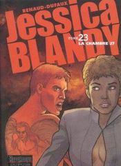 Jessica Blandy T.23; La Chambre 27 - Intérieur - Format classique