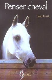 Penser cheval - Intérieur - Format classique