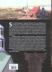 L'Art Sacre En Amerique Francaise - 4ème de couverture - Format classique